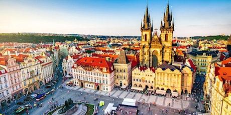 Weekend Trip to Prague tickets