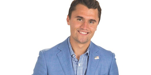 Meet author Charlie Kirk for a book signing  event for THE MAGA DOCTRINE