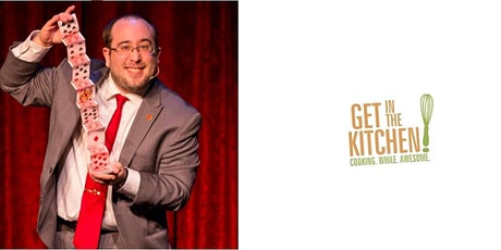 Cooking & Magic Show! Make Magic & a Meal at Get in the Kitchen! tickets