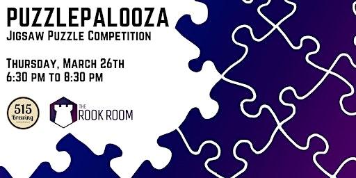 Puzzlepalooza Jigsaw Puzzle Competition