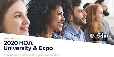 Echo Annual HOA University & Expo tickets
