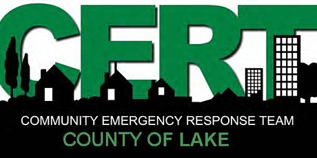 CERT Train-the-Trainer Course (Lake County) tickets