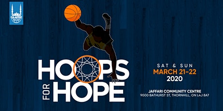 Hoops for Hope · Charity Basketball Tournament tickets