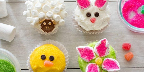Easter Cupcake Decorating tickets