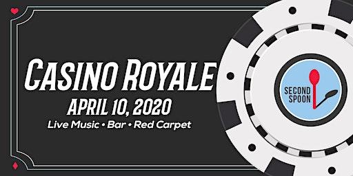 Second Spoon Casino Royale Gala