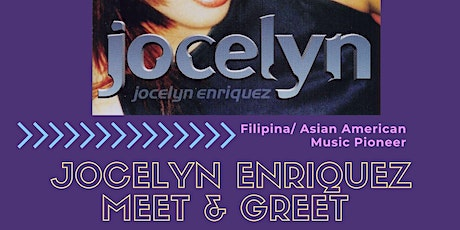 Jocelyn Enriquez Meet & Greet  tickets