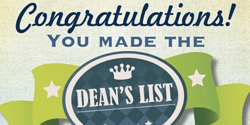 DeVry University Dean's List Celebration