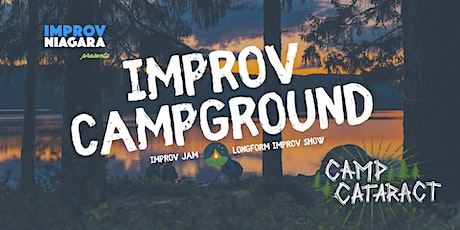 Improv Campground 2 : Jam & Show tickets