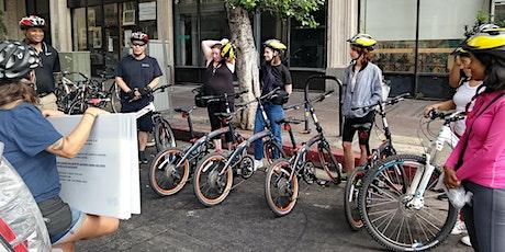 BEST Clase: Bicicleta 2 - Reglas de la carretera (Centro de Los Angeles) - POSPUESTO tickets