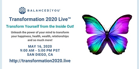 Transformation 2020 Live tickets