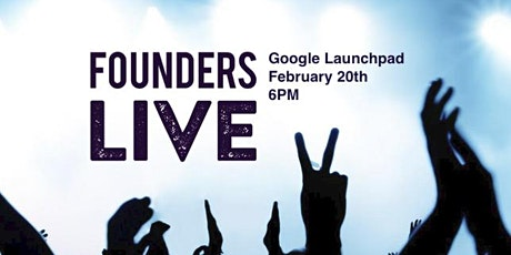 Founders Live SF tickets