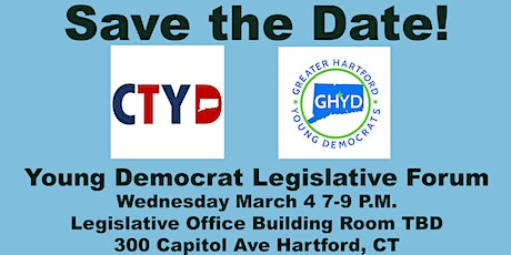 CTYD Legislative Forum tickets