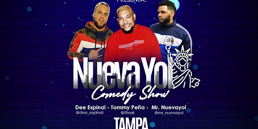 Nueva York  Stand Up Comedy