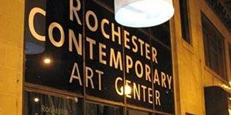 Volunteering with Rochester Contemporary Art Center tickets