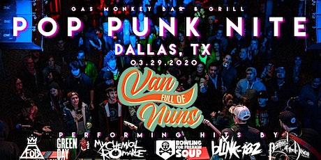 Pop Punk Nite Ft. Van Full of Nuns tickets