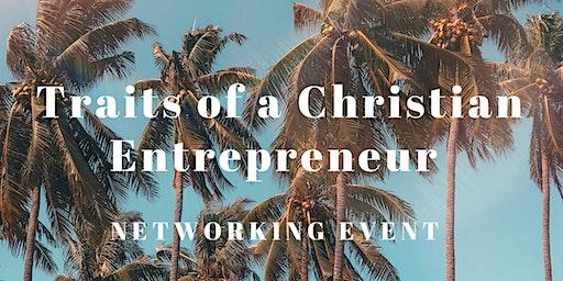 Traits of a Christian Entrepreneur