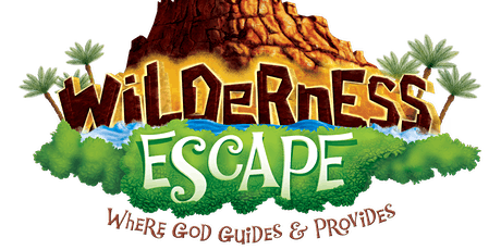 Online Vacation Bible Camp 2020 - Wilderness Escape tickets