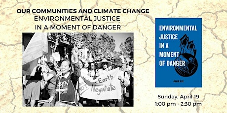 Our Communities and Climate Change: Zoom Online Event tickets