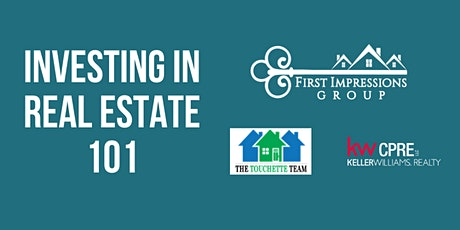 Investing in Real Estate 101 tickets