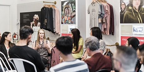 HelloStranger! | How to Make Sustainable + Ethical Fashion Choices tickets
