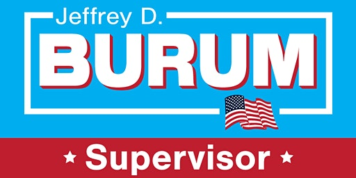 Concerned Citizens of VC Support Jeffrey Burum for Supervisor (read more)