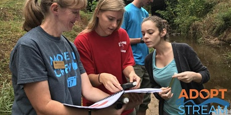 SC Adopt-a-Stream Physical/Chemical and Bacteria Monitoring Workshop tickets
