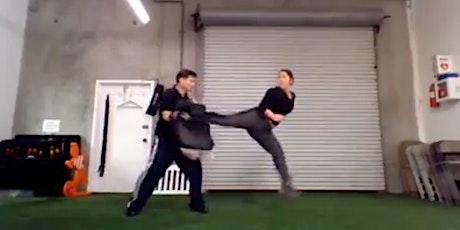 Fitness Kickboxing TECHNIQUE Workshop tickets