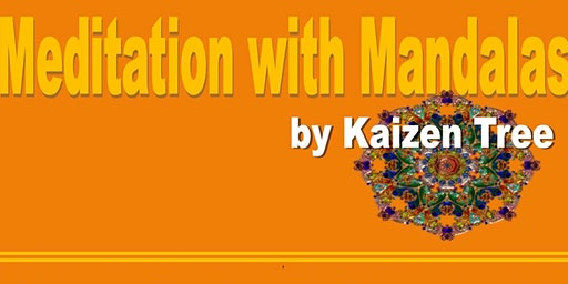 MEDITATION WITH MANDALAS by Kaizen Tree