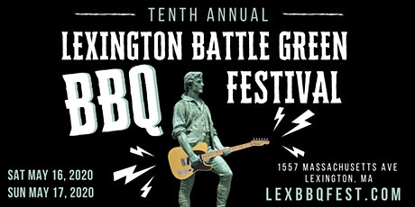 Lexington Battle Green BBQ Festival tickets