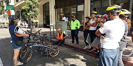 BEST Class: Bike 3 - Street Skills (Downtown LA) - POSTPONED tickets
