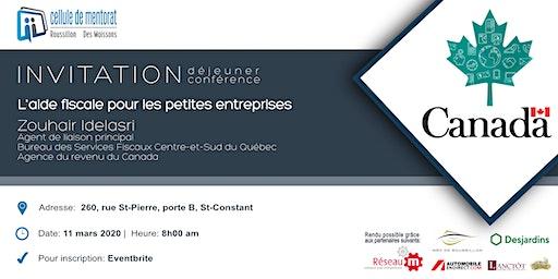 Déjeuner-Conférence Les beaux mercredis de Lucie du 11 mars 2020