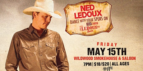 Ned Ledoux Reserved Tables tickets
