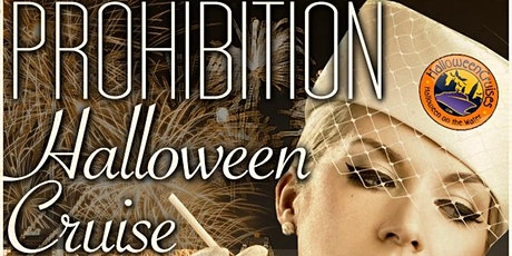 Prohibition Halloween Party Cruise Aboard the San Francisco Belle tickets
