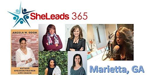 SheLeads365 Women in Leadership - Marietta