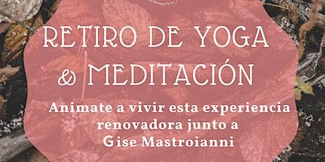 Retiro de Yoga y Meditación de 1 dia, Todo Incluido! desde Lomas de Zamora entradas