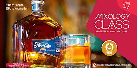 Flor de Caña Sustainable Mixology + Appetizers tickets