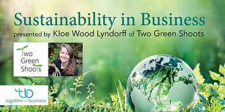 Sustainability in Business tickets