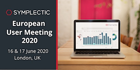 Symplectic European User Meeting 2020 tickets