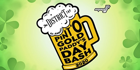 The District Tap PINT O'GOLD  St. Patrick's Day Tent Party tickets