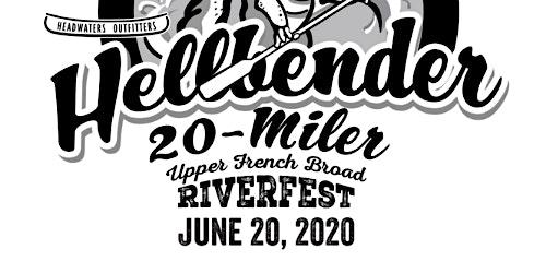 Hellbender 20 Miler Relay Race