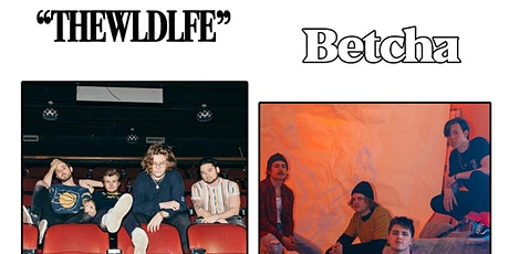 The Wldlfe / Betcha @ The Vera Project tickets