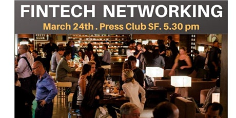 Fintech Networking. Professionals working in Financial Service and Tech. tickets