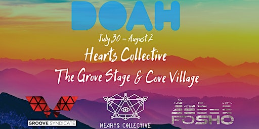 "Hearts Collective @ ""The Grove"" Doahfest 2020"