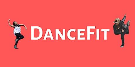 DanceFit with Paige Stewart tickets