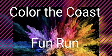 Color the Coast for Autism Fun Run tickets