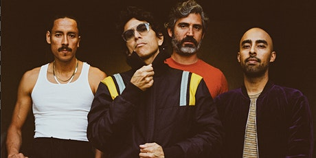 RESCHEDULED -  Chicano Batman tickets