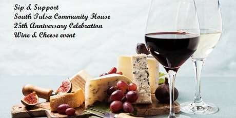 Sip & Support South Tulsa Community House tickets