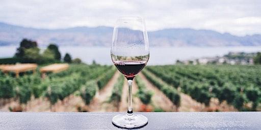 Wine Night March:  California Wines - Napa Valley to Santa Barbara