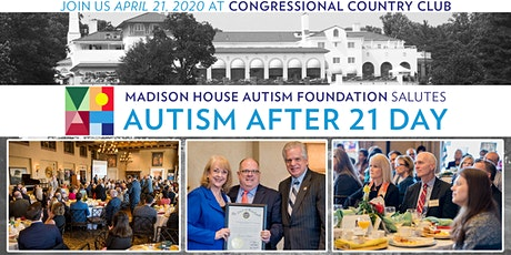 The 4th Annual Autism After 21 Day Breakfast tickets