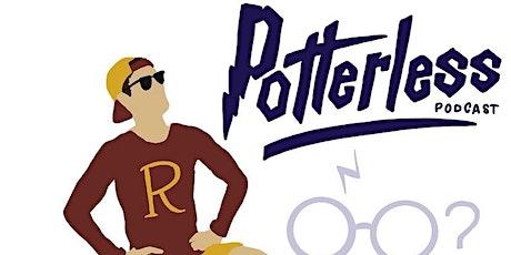 Potterless Podcast Live tickets